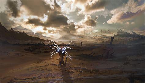 artwork concept art apocalyptic warrior diablo diablo