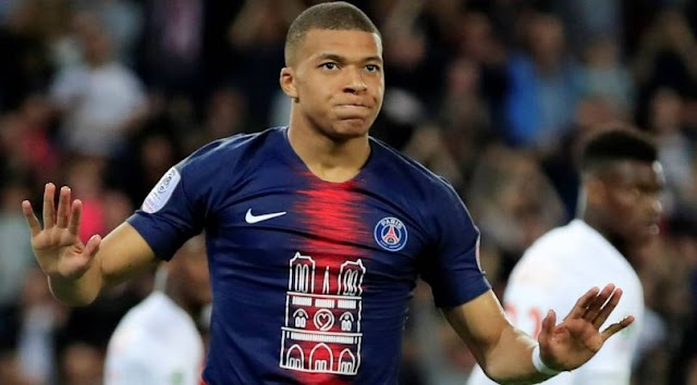 Real Madrid Reveals Plans To Sign Mbappe From PSG