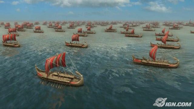 Grand Ages: Rome Screenshot