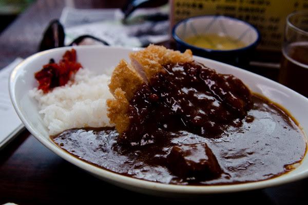 Katsu curry don!