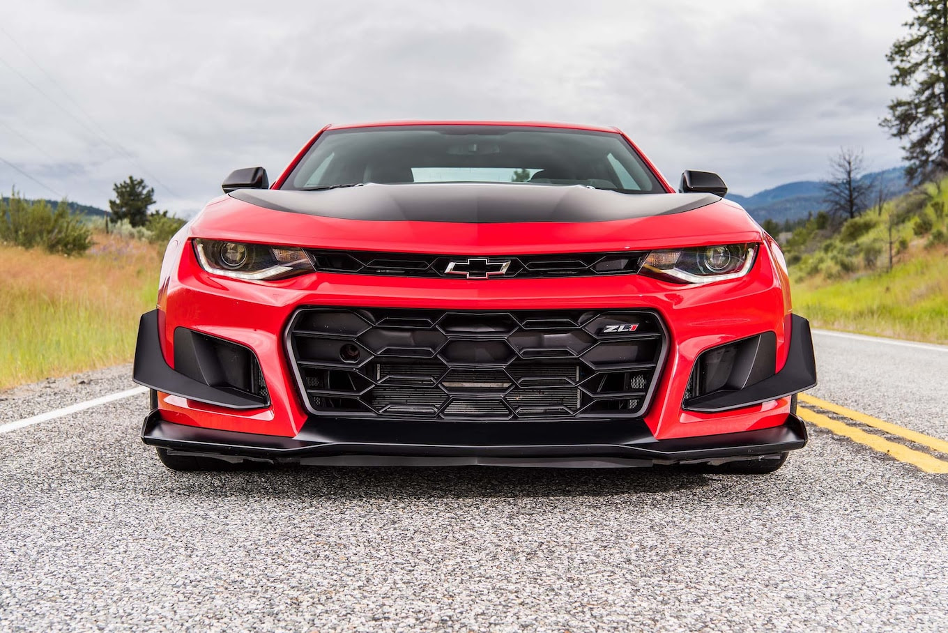 Read more about the 2017 Chevrolet Camaro ZL1 Convertible in the Motor ...