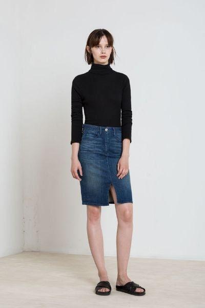 3x1 Cherie Pencil Skirt