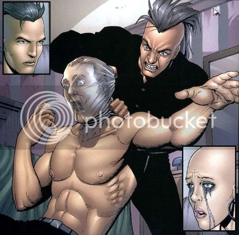 Wolverine Origens