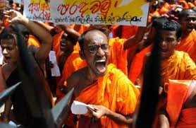 Image result for radical buddhists in sri lanka