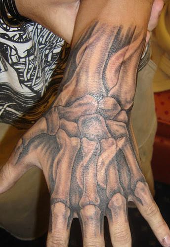 Wearing your anatomy on your skin: Tattoos of Your Insides