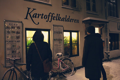 tuborg & pølse i københavn