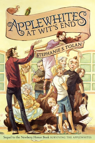Applewhites at Wit's End (Applewhites Family, #2)
