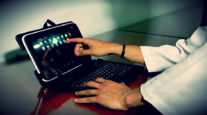 Tablet Canaima para la UNELLEZ