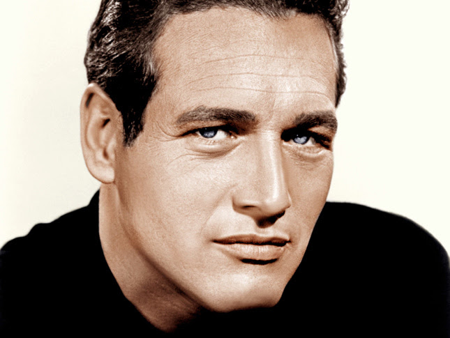 Paul Newman y sus dos canicas azules