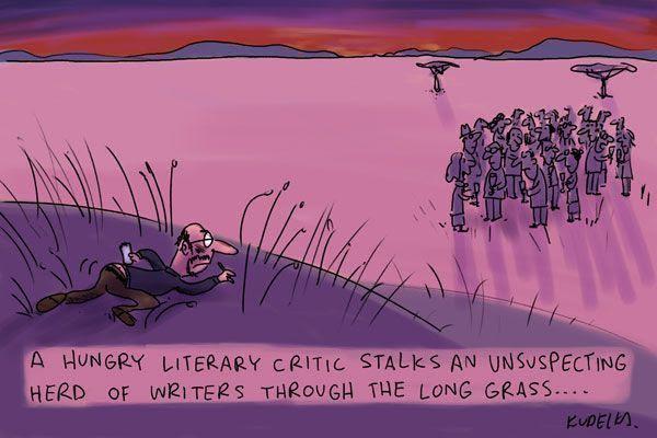Jestę autorę, czyli kilka uwag na temat relacji pisarzy z blogerami