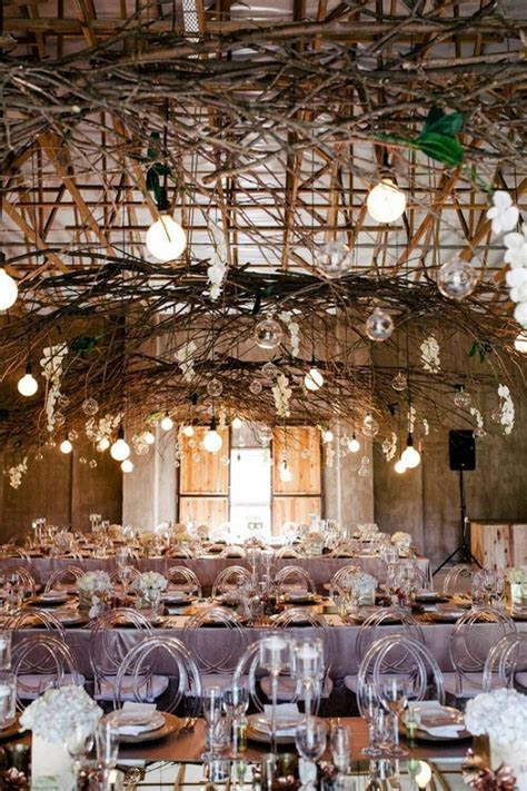 Industrial Rustic Elegance Wedding   Aisle Society