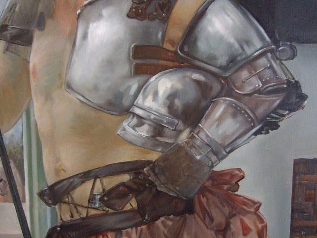 gumeniuk family chest warrior