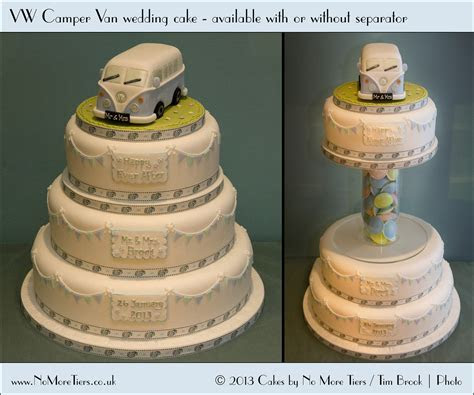 VW camper van wedding cake   More from yesterday's luxury