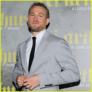 Charlie Hunnam Reveals How Filming 'King Arthur' 'Destroyed' His Body!