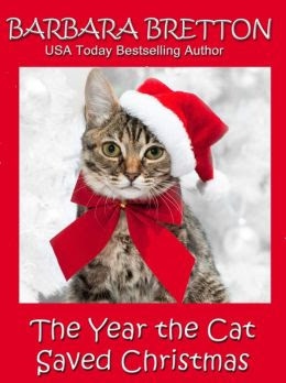 The Year the Cat Saved Christmas: a novella