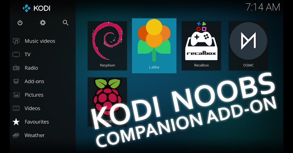 how to customize add ons short cuts on kodi