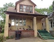 La casa di Ziya Turner in una foto d'archivio (cbslocal.com)