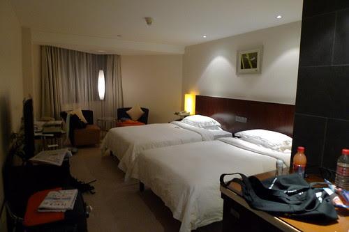 Hotel room in Pavillion Shenzhen