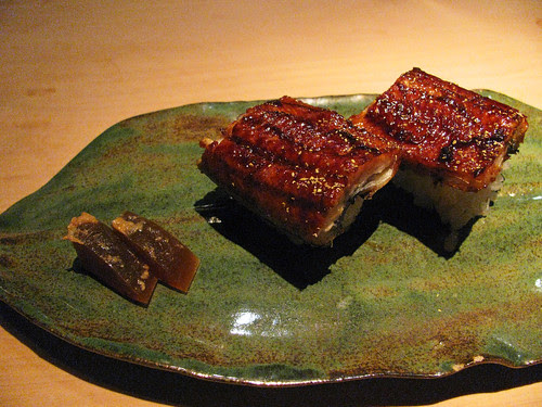 fresh unagiyaki