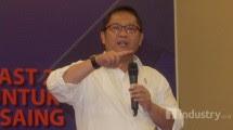 Menteri Komunikasi dan Informatika Republik Indonesia (Menkominfo) Rudiantara (Hariyanto/ IND   USTRY.co.id)