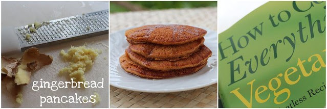 Gingerbread Pancakes - Mark Bittman