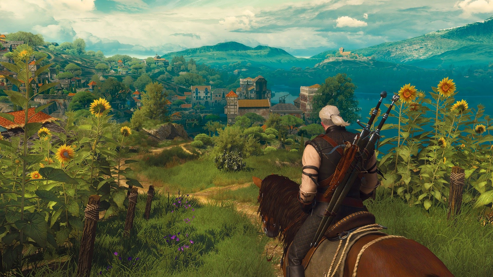 The Witcher is coming to Netflix screenshot