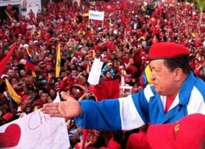 """El populismo de Chávez, es una arma de """"modernización"""" sutil."""