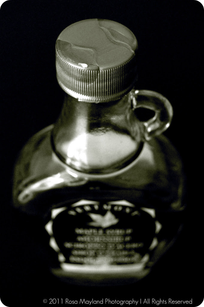 Maple Syrup BW 1 bis