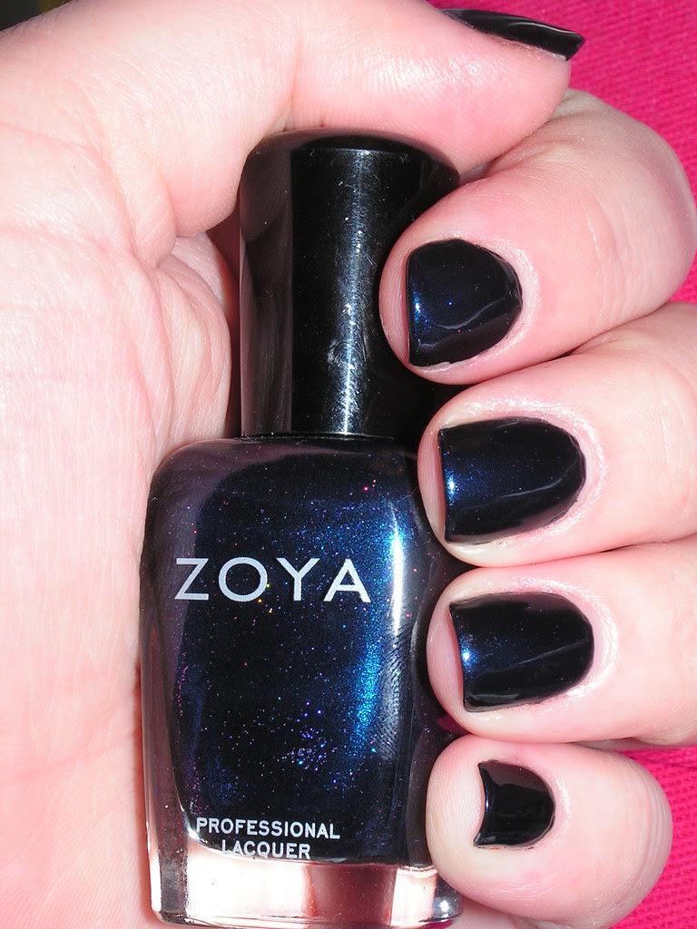 Zoya Indigo 2C with TC