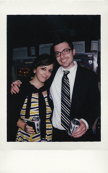 Lu and Frank Instax