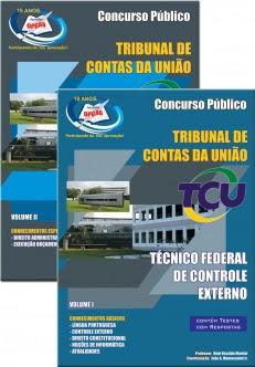 Apostila TCU - Técnico Federal de Controle Externo 2014