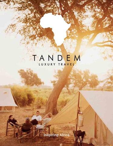 Tandem Viajes África 2014
