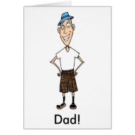Dad Products card