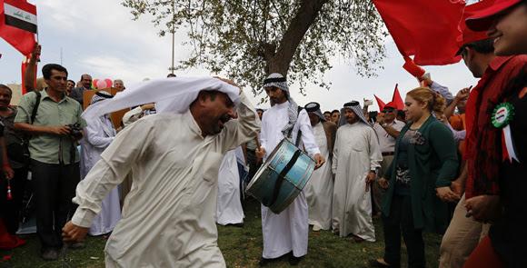 Irak. Foto: THAIER AL-SUDANI/REUTERS.