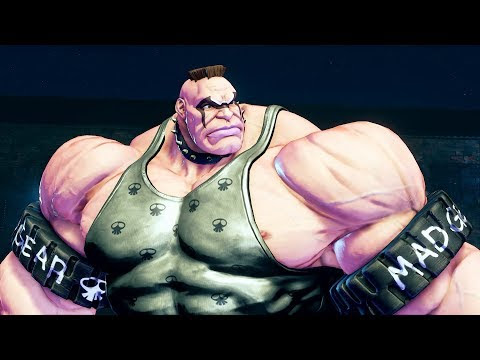 Street Fighter V DLC Brings In New Character And More