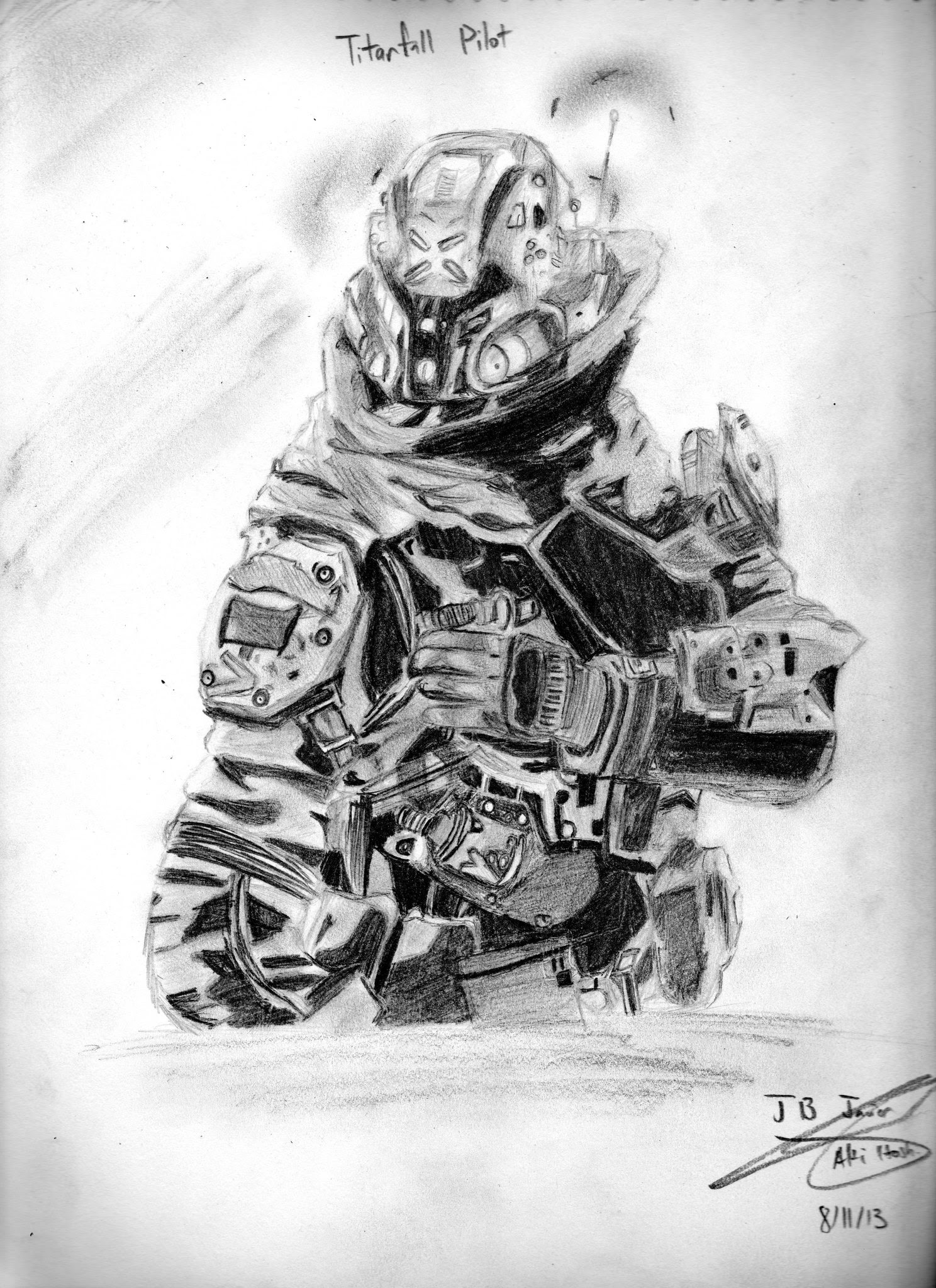 Titanfall by alpha249 on DeviantArt