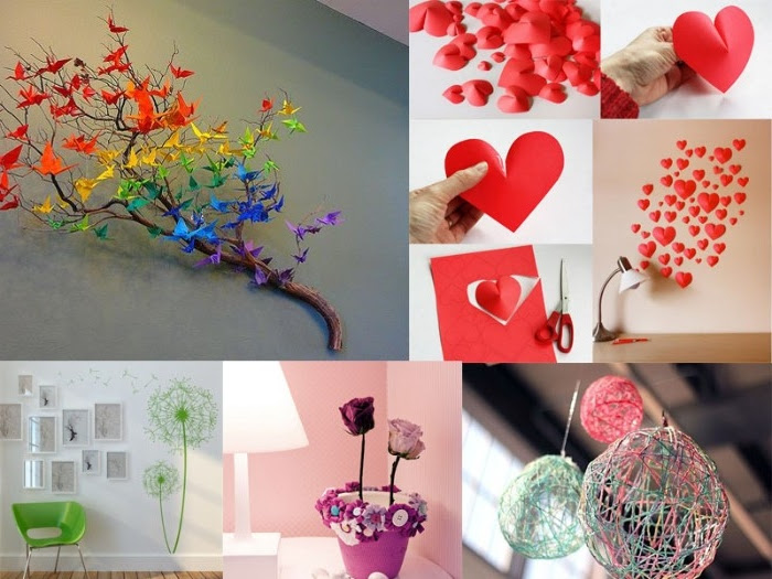 1001 + Ideas for Cheap and Easy DIY Room Decor