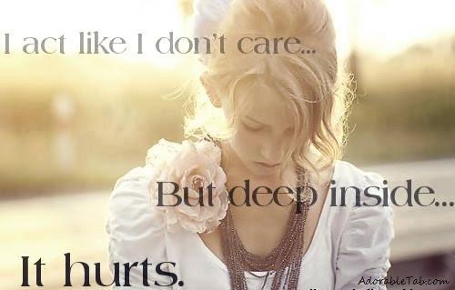 Quotes Sad Alone Love Care Girl Adorabletabcom