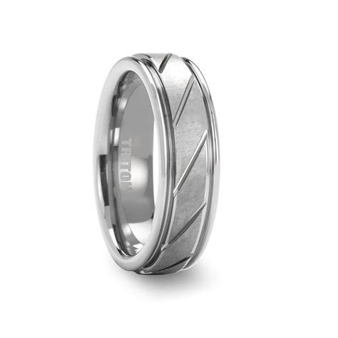 71 Best images about Popular Triton Tungsten Rings on