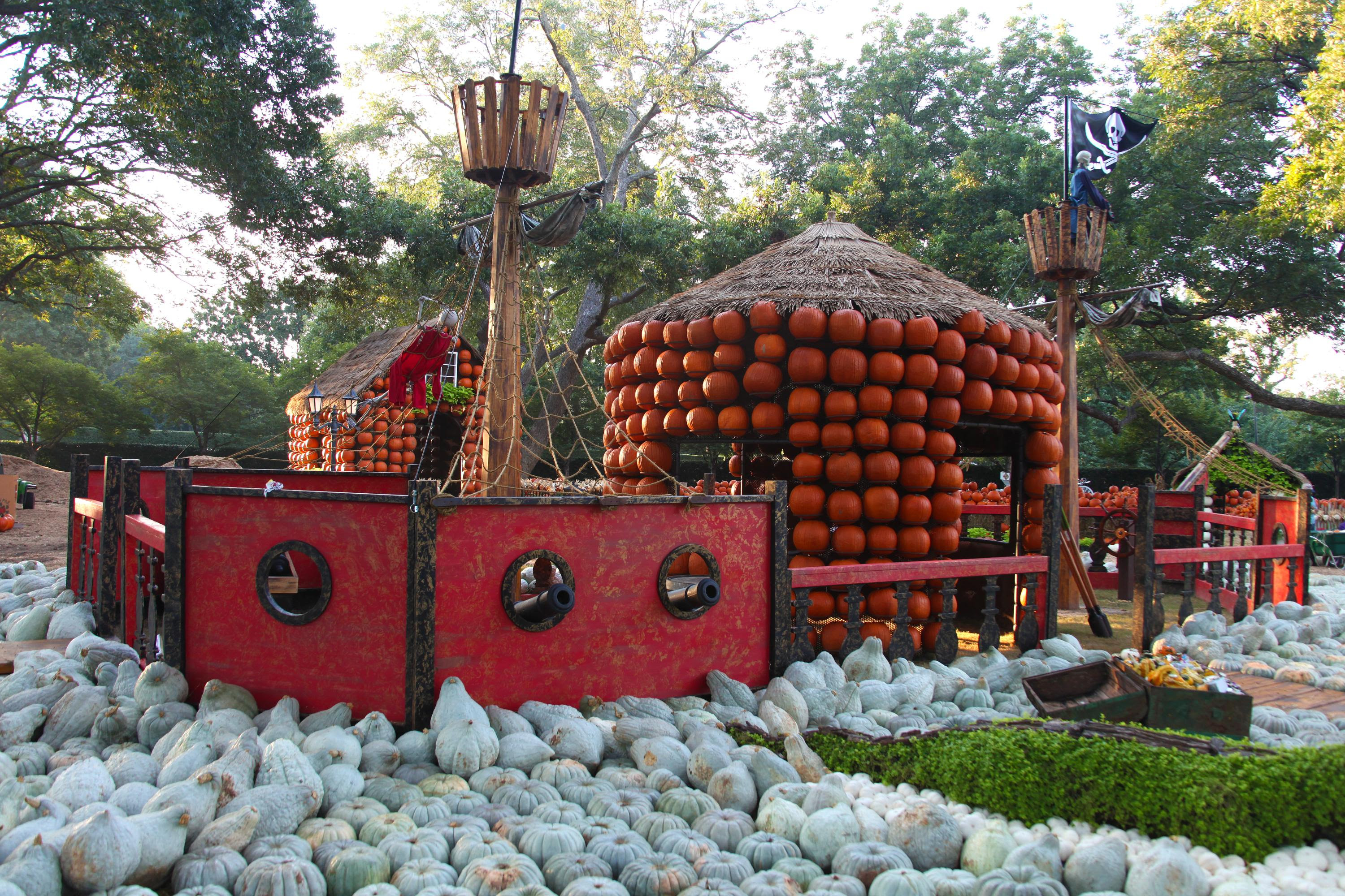 Adventures In Neverland Await You At The Dallas Arboretum This Fall