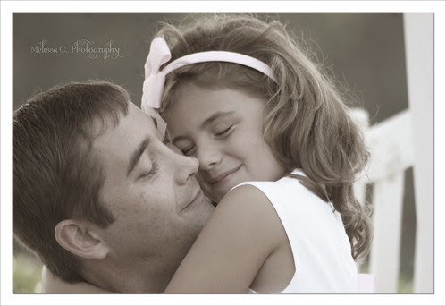 A Fathers Love for his daughter