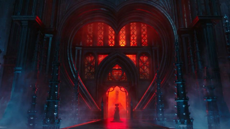 Alice Através Do Espelho Teaser 3 Original Adorocinema