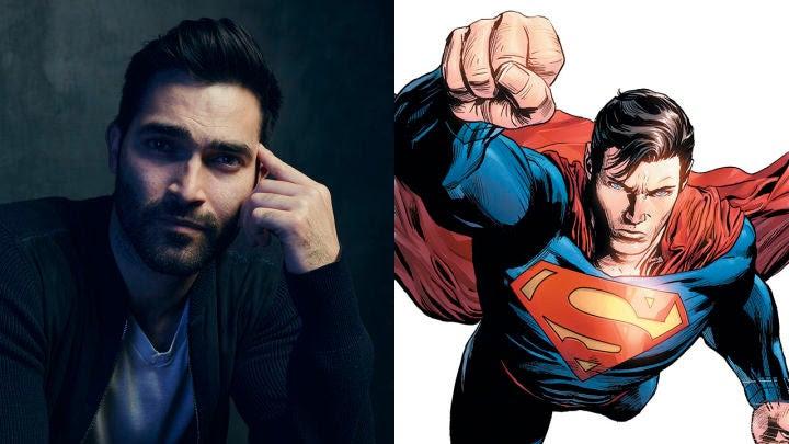 """נחשף השחקן שיגלם את סופרמן בעונתה השנייה של """"סופרגירל"""""""