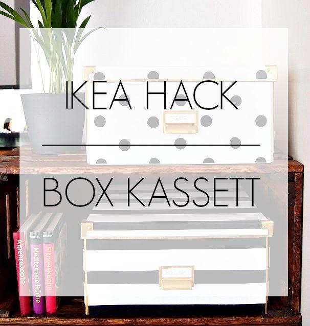 Ikea Kassett Hack