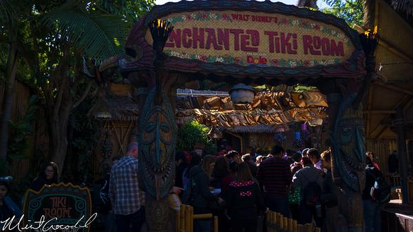 Disneyland Resort, Disneyland, Christmas Time, Christmas, Time, Enchanted Tiki Room