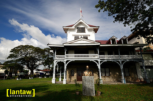 Silliman Hall Front