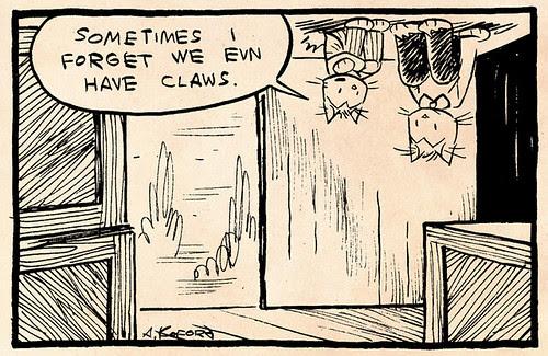 Laugh-Out-Loud Cats #1478 by Ape Lad