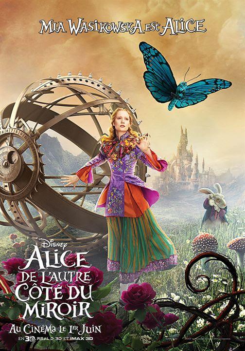 Alice Au Pays Des Merveilles 2 Les Personnages Saffichent
