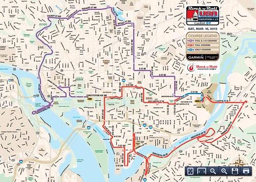 RNR USA 2013 course