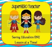 The SuperHERO Teacher's Adventures and Advice!